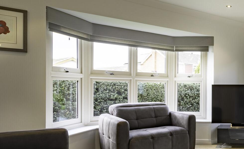 Whit ebay window interior view