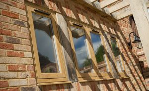 Residence 9 uPVC flush sash windows