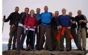 The Ideal Windows Three Peaks Team